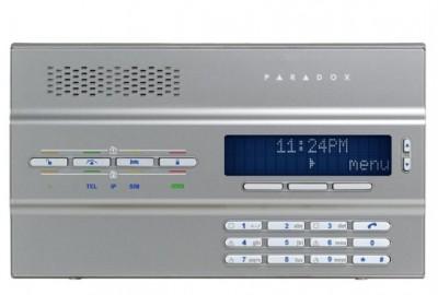 Bảng điều khiển không dây 2 vùng PARADOX MG6250