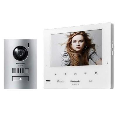 Bộ chuông cửa có hình Panasonic VL-SV74VN-W