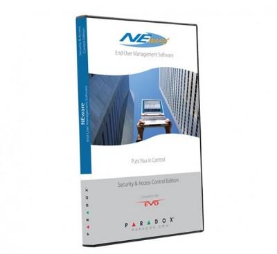 Phần mềm quản lý giám sát PARADOX NEWACC