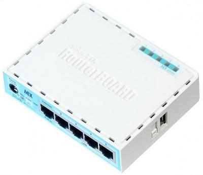 Thiết bị mạng router Mikrotik RB750-Gr3 (HEX)