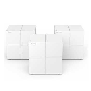 Thiết bị phát sóng WiFi TENDA Nova MW6(3 pack)