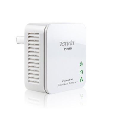 Thiết bị truyền tín hiệu internet qua đường dây điện TENDA P200