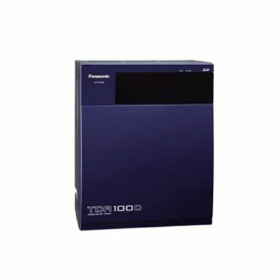 Tổng đài Panasonic KX-TDA100DBP-8-24 08 line vào_24 máy ra