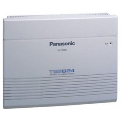 Tổng đài Panasonic KX-TES824-8-24 08 line vào_24 máy ra