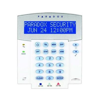 Bàn phím LCD PARADOX có dây K32LX