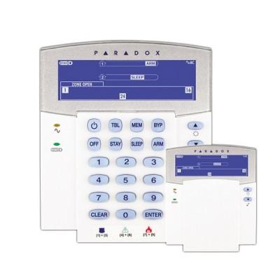 Bàn phím LCD PARADOX có dây K35