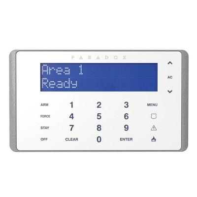 Bàn phím LCD PARADOX có dây K656
