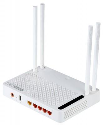 Bộ định tuyến không dây Gigabit TOTOLINK A3002RU băng tần kép với cổng USB