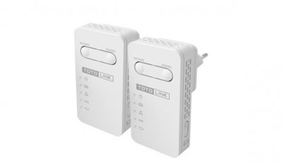 Bộ mở rộng Wifi Powerline TOTOLINK PLC350 KIT 150Mbps