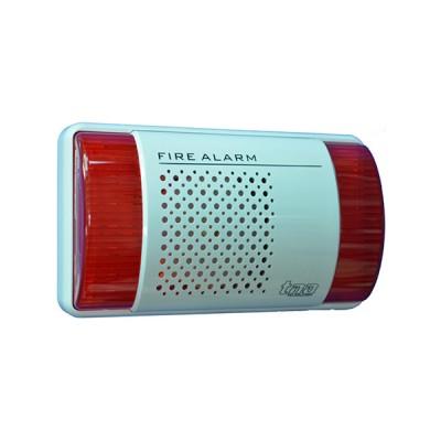 Còi đèn chớp địa chỉ âm thanh quảng trường cấp nguồn 24V TANDA TX7301