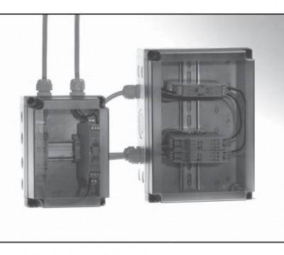 Hộp đựng Module Apollo DIN Rail 4 Module/8 Module 29600-239/240