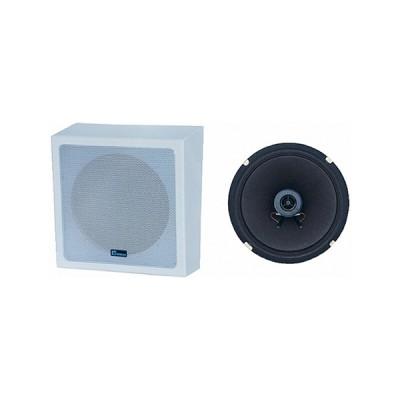 Loa âm thanh treo tường công suất tối đa 10W 8 in âm thanh phát xa YUNYANG YSP-610AS