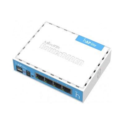 Thiết bị mạng router Mikrotik RB941-2nD (hAP lite classic)