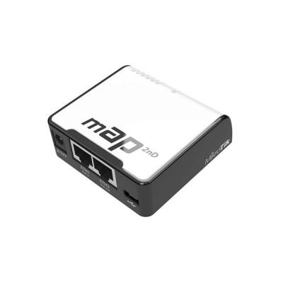 Thiết bị mạng router Mikrotik RBmAP2n (mAP)