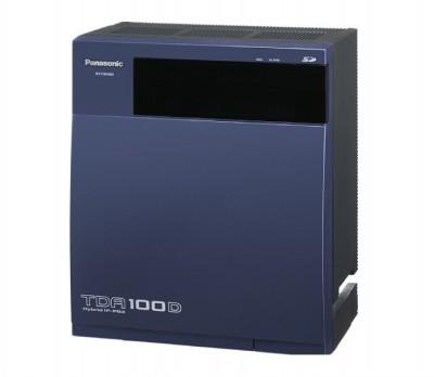 Tổng đài Panasonic KX-TDA100DBP-8-120 8 line vào_120 máy ra