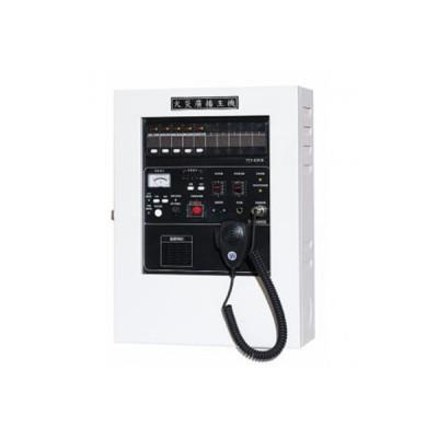 Trung tâm báo cháy 10 kênh kết hợp âm thanh 100W một vùng MP3/FM LCD YUNYANG YF1-YEP2