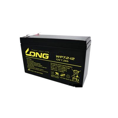 Bình ắc quy Long WP7.2-12 12V-7.2AH, 28W