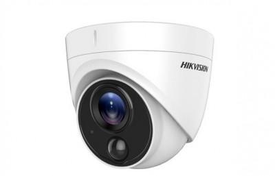 Camera HIKVISION tích hợp hồng ngoại chống trộm HD-TVI DS-2CE71D0T-PIRL