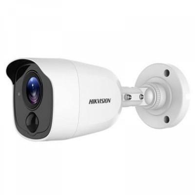 Camera HIKVISION tích hợp hồng ngoại chống trộm HD-TVI DS-2CE11H0T-PIRL
