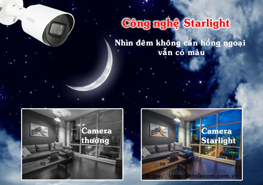 cong nghe starlight