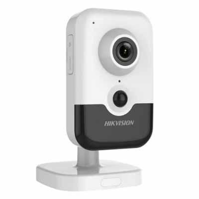 Camera HIKVISION IP Cube hồng ngoại 5MP chuẩn nén H.265+ Wifi DS-2CD2455FWD-IW