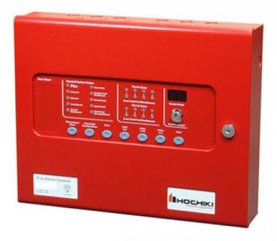 Tủ điều khiển báo cháy trung tâm HOCHIKI HCV-2