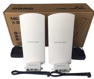 Bộ thu phát không dây cho camera Mercury MWB201 1km