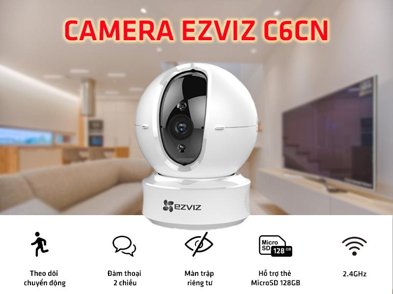 Camera EZIVIZ C6CN
